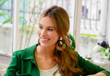 Marta Saiz maquillaje, moda